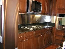steel kitchen backsplash stainless steel stove backsplash stainless steel kitchen backsplash