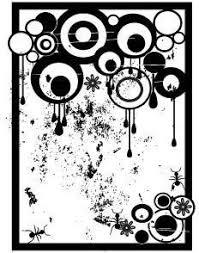 imagenes vectoriales gratis grunge y negro círculos vectoriales gratis imágenes prediseñadas