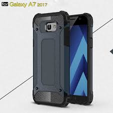 armor back cover for samsung galaxy a7 2017 cases tpu pc