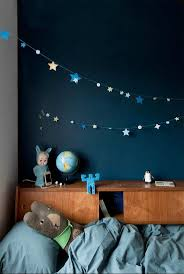 10 dramatically dark kids rooms tinyme blog adorable glow in the dark sticker stars let your child fall asleep under the stars every