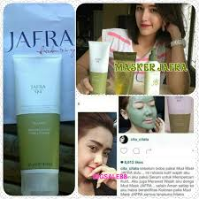 Serum Wajah Jafra masker jafra