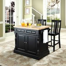 black kitchen island with stools kitchen islands with stools ideas loccie better homes gardens ideas