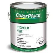 colorplace grab n go interior paint satin finish sahara desert