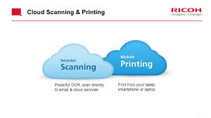 cloud scanning mobile printing integrated cloud environment ice