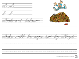 fran u0027s freebies easy cursive 1 u2013 home education resources