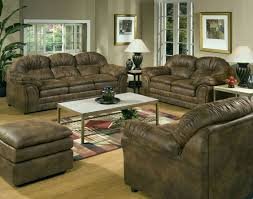 leather livingroom set living room interesting brown leather living room sets italian