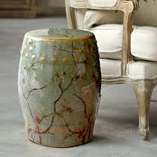 outdoor garden stool ceramic garden stools add sophistication