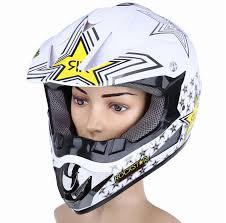motocross gears full face motocross racing helmet breathable high absorption odor