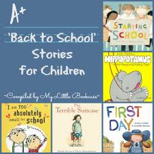 Book List Books For Children My Bookcase Book List Back To School Stories My Bookcase