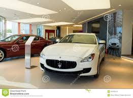 maserati cars maserati cars for sale editorial photo image of garage 42445476