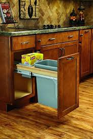 kitchen trash can ideas best 25 transitional kitchen trash cans ideas on kitchen