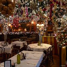 rolfs restaurant celebrating the holidays with a visit to rolf s german restaurant