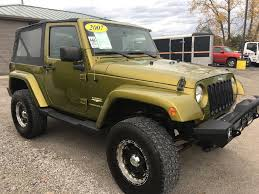 jeep sahara 2007 jeep wrangler sahara for sale at colonial city auto sales