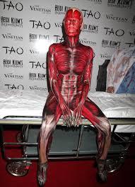 Anatomy Halloween Costumes Guess Celebrity Halloween Edition Crazy Costume