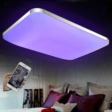 Led Deckenbeleuchtung Wohnzimmer Schlafzimmer Deckenlampe U2013 Abomaheber Info