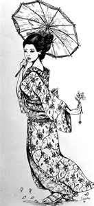 cool zone japanese geisha designs gallery random collection