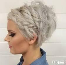 pixie braid hairstyles super cute but my hair isn t thick enough http