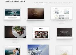 squarespace templates for sale squarespace review rating pcmag