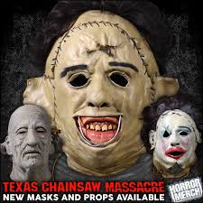 Texas Chainsaw Massacre Halloween Costume Halloween Mask Collectors
