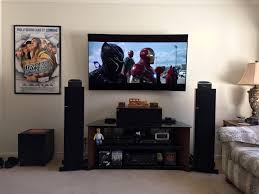 denon india home theater alan a u0027s home theater gallery my home theater 3 photos