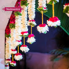 flowers bring the ultimate wedding feel indianwedding