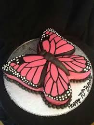 butterfly birthday cake simple but i like the shape ideas