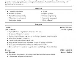 Ecologist Resume Science Resume Examples Resume Examples And Free Resume Builder