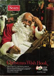 the christmas wish book the sears christmas wishbook oh how my and i would