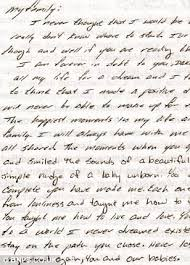 heartbreaking letters from the frontline from the soldiers who