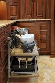 Kitchen Corner Cabinets 13 Best Blind Corner Cabinet Organization Images On Pinterest