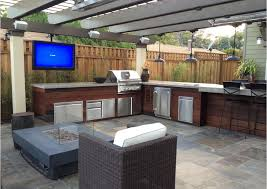 kitchen patio ideas outdoor kitchens and patios designs images with stunning kitchen