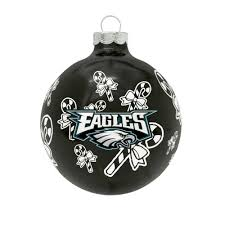 philadelphia eagles tree ornaments