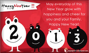 happy new years greeting cards new year greeting cards 2013 great inspire