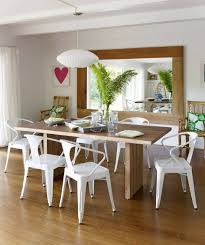 Modern White Dining Room Chairs Modern Round Dining Table For 6 U2013 Homegrateful Com