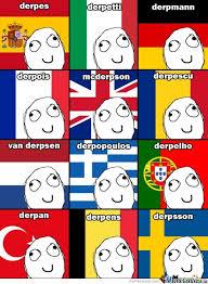 Le Derp Meme - le derp by shortybrain meme center
