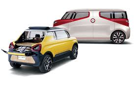 subaru pickup concept suzuki mighty deck and air triser real names for unreal concepts