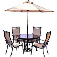 Glass Table Patio Set Glass Round Patio Dining Sets Patio Dining Furniture The