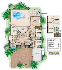 valencia ii house plan weber design group