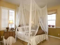 small bedroom decorating ideas diy furniture simple bed canopy ideas with diy sheer drapes for small