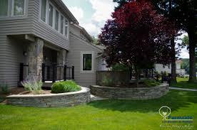 Home Decorators New Jersey Sparta New Jersey Landscape Design Project Farmside Garden