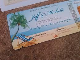 Boarding Pass Wedding Invitation Card Mexico Wedding Invitation Mexico Save The Date Boarding Pass