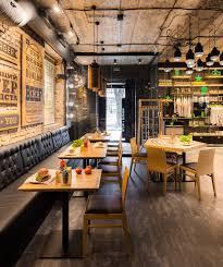 designs de interiores de cafeterias restaurantes bares e também