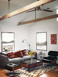 Eames Lounge Chair In Room The Tiny Hollywood Home Of Mad Men U0027s Vincent Kartheiser Photo 2