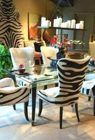 Leopard Chairs Living Room Leopard Print Furniture Animal Print Dining Room Chairs Leopard