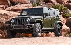 glitter jeep wrangler jeep wrangler le retour du diesel actu auto