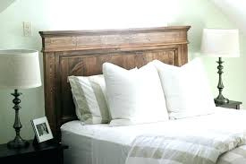 headboard with built in bedside tables headboard with lights built in headboard with lights built in
