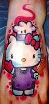 hello kitty chef tattoo designs insigniatattoo com