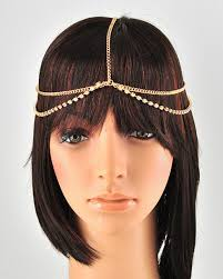 chain headband jewels jewels headband jewels gold chain gold