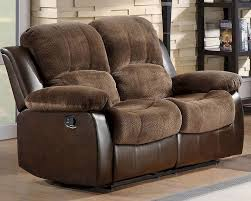 Loveseat Glider Double Glider Reclining Loveseat Cranley By Homelegance El 9700fcp 2