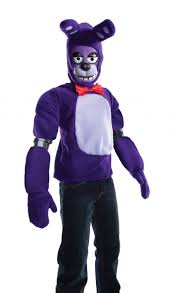 five nights at freddy u0027s costumes